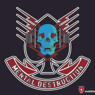 Hardtechno Promo Mix For Mental Destruction @DJAidgeT 08.2013