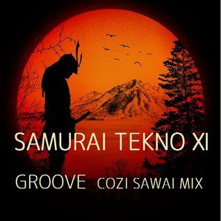 SAMURAI TEKNO 11 Groove!!