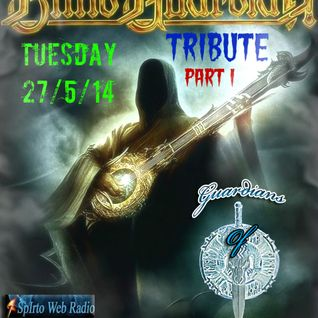 Guardians Of Night-Blind Guardian Tribute Part I (μέρος α') -27/5/14 @ Spirto Web Radio