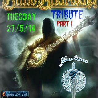 Guardians Of Night-Blind Guardian Tribute Part I (μέρος α') -27/5/14 @ Spirto Web Radio
