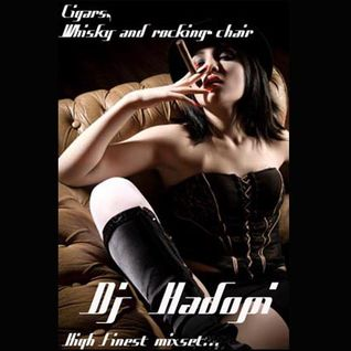 Cigars, whisky and rocking-chair