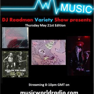 Dj Readman and DJ Dc Radio Variety Show: Red Lizzard, 68 75 and many more