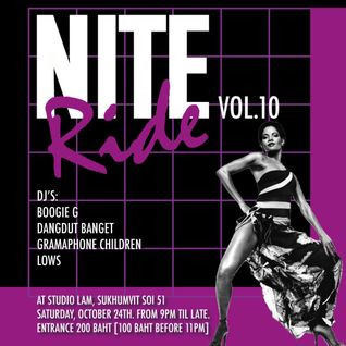 Nite Ride Vol.10 (Vinyl Mix)