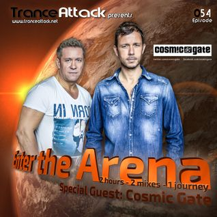 Cosmic Gate and Tamer Hossam - Enter The Arena 054