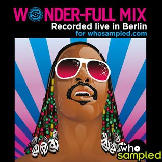 Stevie Wonder 'Wonder-Full Mix' mixed by DJ Spinna