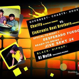 Charity vs. Elektronic Beatbrothers live @ Black Kiss Hoyerswerda