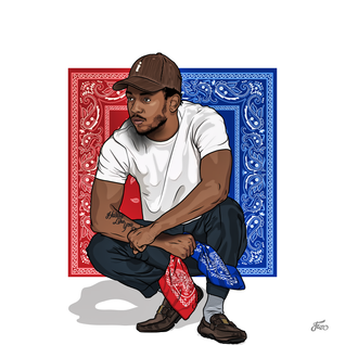 Kendrick Lamar Birthday Mix (6-17-2016) (@djt4real)
