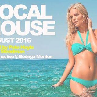 Scott Steadman & Pete Hoyle - Bodega August 16 Mix