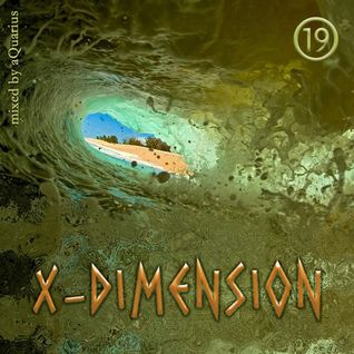 Chillout & Ambient - X-Dimension 19 [mixed by aQuarius]