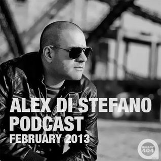 Alex Di Stefano Podcast Februar 2013