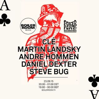 Martin Landsky - live at Boiler Room Berlin x Poker Flat Recordings - 23-Sep-2015