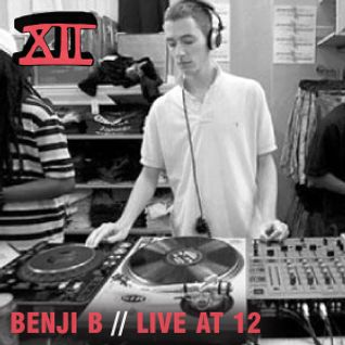 Benji B, live at 12Sundays, February 24th 2008
