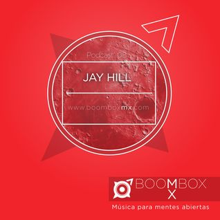 Jay Hill for Boombox MX Podcast 08