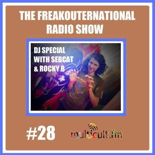 The FreakOuternational Radio Show #28 13/02/2015