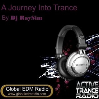 Dj RaySim Pres. A Journey Into Trance Episodes 23 (05-10-13)