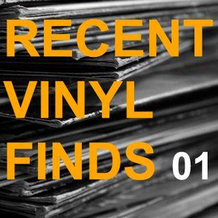 Recent Vinyl Finds 01