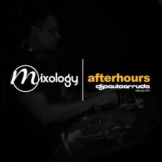 Mixology • Paulo Arruda • afterhours • Feb 2016
