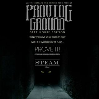 Proving Ground mix submission mixed by Chris Di Solar