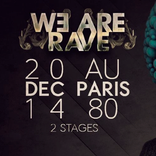 DrMacabre DJ Set - WE ARE RAVE - 20/12/2014