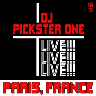 Pickster - Live in Paris, France 2008