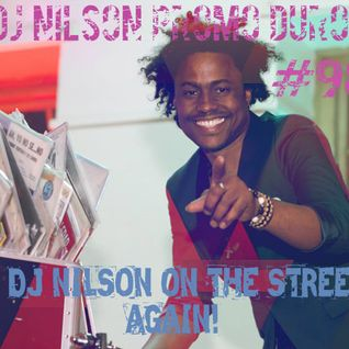 DJ NILSON PROMO-DURO #98 / DJ NILSON ON THE STREET