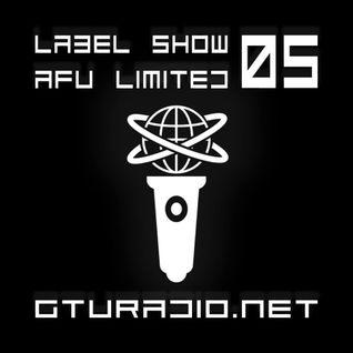 GTU-Label Show 005 - AFU (29.10.2016) - Thomas P. Heckmann