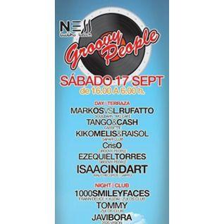 Mark Os SoulBahn - Groovy People @ Ness 17/09/2011