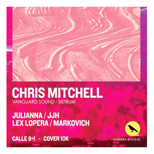 Julianna @ Calle 9 +1 : Warm up for Chris Mitchell [06.12.14]
