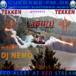 LaBil[l]@TEKKEN on CUEBASE-FM.DE - the boyz are back In town (04. Oktober 2012)