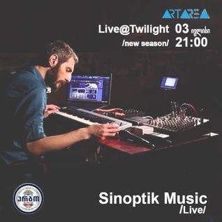 Sinoptik Music - Live@Twilight Vol.2
