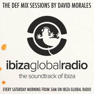 The Def Mix Sessions // Ibiza Global Radio (16/09/16)