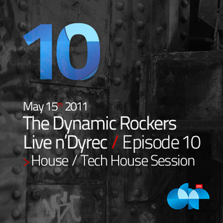 LIVE n'DYREC Radio Show – Episode #10 – House / Tech House Session