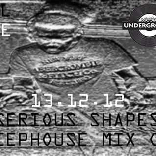 MadRyder - Serious Shapes Mix Vol One 13.12.12