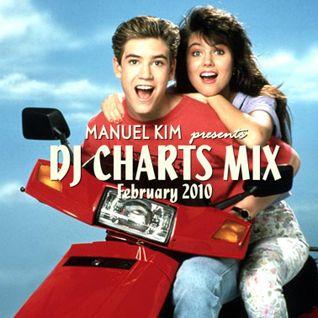 Manuel Kim DJ Charts February 2010