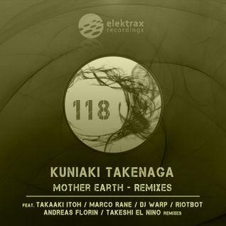 Kuniaki Takenaga - Mother Earth Promo Mix