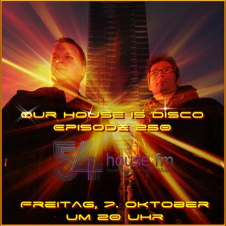 Our House is Disco #250 from 2016-10-07