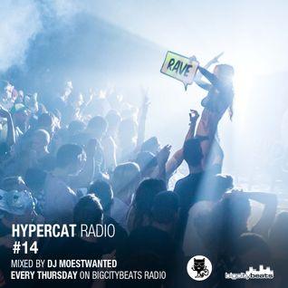 Hypercat Radio #14 - 11.12.2014 / BigCityBeats Radio - Mixed by DJ Moestwanted