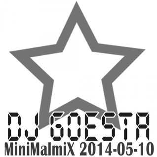 DJ Gösta - Minimal Mixtape 2014-05-10