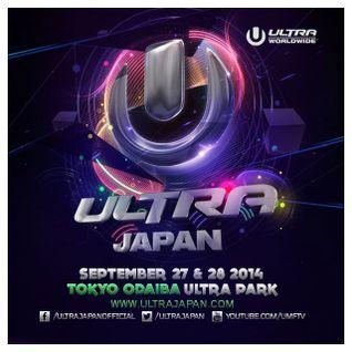 Morgan Page - Live @ Ultra Japan 2014 (Tokyo) - 27.09.2014