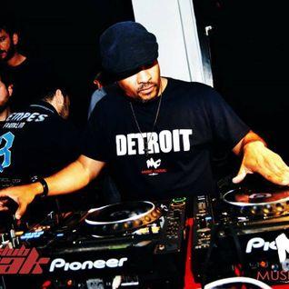 Terrence Parker - 7 hour DJ set @ Bellona Club - Lyon FRANCE 30-09-2016