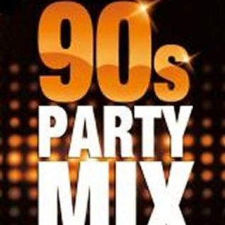 90's Party Mix (mixed by Mabuz)