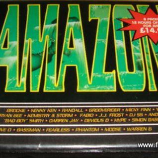 Kemistry & Storm & Fabio w/ MC's Lenni & Bassman - Amazon, Original junglists - 1995