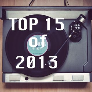 Indie Track of the Day: TOP 15 of 2013 - Alex