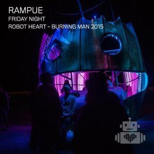Rampue - Live At Robot Heart - Burning Man 2015