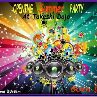 Takeshi Dojo Xminder DJ Set 18 May 2013 P1