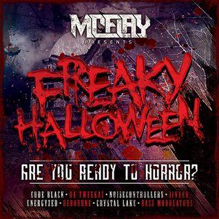 McFlay presents. Freaky Halloween