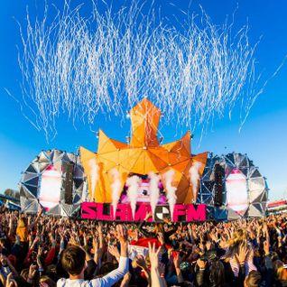W&W @ SLAM!FM Koningsdag, Netherlands 2016-04-27