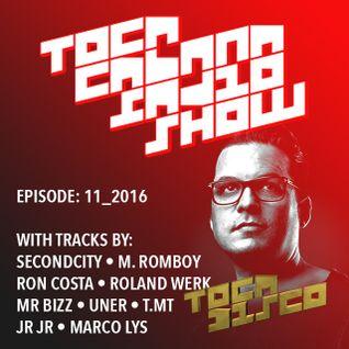 TOCACABANA RADIO SHOW 11_2016