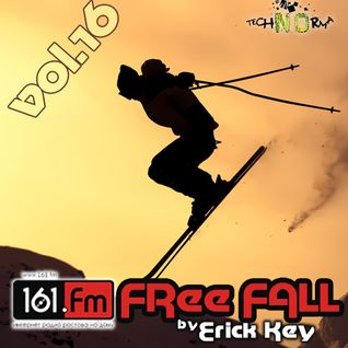 Erick Key - Free Fall vol.16 on 161.fm
