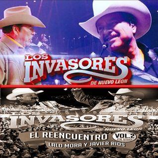 Los Invasores De Nuevo Leon - El Rencuentro